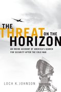 Cover for The Threat on the Horizon