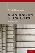Cover for Standing on Principles