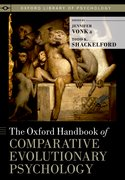 Cover for The Oxford Handbook of Comparative Evolutionary Psychology
