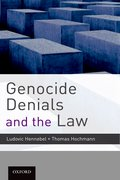 Cover for Genocide Denials and the Law