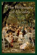 Cover for The Philosophy of Sociality