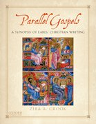 Cover for Parallel Gospels