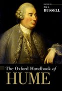 Cover for The Oxford Handbook of Hume