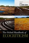 Cover for The Oxford Handbook of Ecocriticism