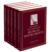 Cover for The Grove Dictionary of Musical Instruments