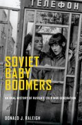 Cover for Soviet Baby Boomers