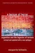 Cover for A Lexicon of Terror