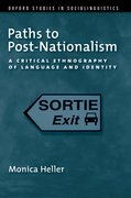 Cover for Paths to Post-Nationalism