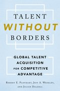 Cover for Talent Without Borders