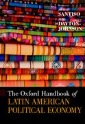 Cover for The Oxford Handbook of Latin American Political Economy