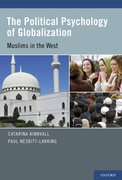 Cover for The Political Psychology of Globalization