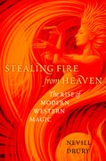 Cover for Stealing Fire from Heaven