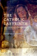 Cover for The Catholic Labyrinth