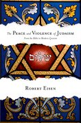 Cover for The Peace and Violence of Judaism