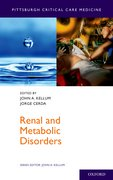 Cover for Renal and Metabolic Disorders