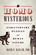 Cover for Homo Mysterious