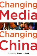 Cover for Changing Media, Changing China