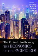 Cover for The Oxford Handbook of the Economics of the Pacific Rim