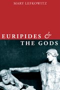 Cover for Euripides and the Gods