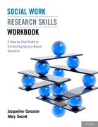 Cover for Social Work Research Skills Workbook