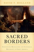 Cover for Sacred Borders
