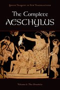 Cover for The Complete Aeschylus