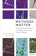 Cover for Methods Matter