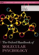 Cover for The Oxford Handbook of Molecular Psychology