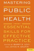 Cover for Mastering Public Health