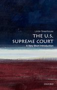 Cover for The U.S. Supreme Court: A Very Short Introduction