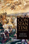 Cover for Constantine the Emperor