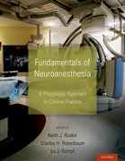 Cover for Fundamentals of Neuroanesthesia