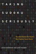 Cover for Taking Sudoku Seriously