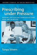 Cover for Prescribing under Pressure