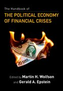 Cover for The Handbook of the Political Economy of Financial Crises