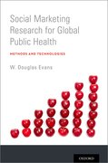 Cover for Social Marketing Research for Global Public Health