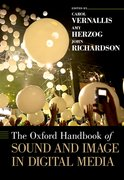 Cover for The Oxford Handbook of Sound and Image in Digital Media