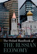 Cover for The Oxford Handbook of the Russian Economy
