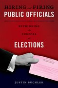 Cover for Hiring and Firing Public Officials
