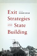 Cover for Exit Strategies and State Building