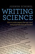 Cover for Writing Science