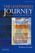 Cover for The Unfinished Journey