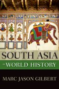 Cover for South Asia in World History
