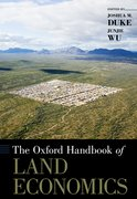 Cover for The Oxford Handbook of Land Economics