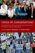 Cover for Crisis of Conservatism?