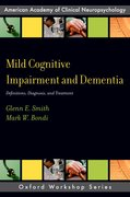 Cover for Mild Cognitive Impairment and Dementia