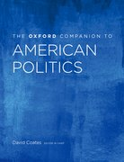 Cover for The Oxford Companion to American Politics