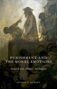 Cover for Punishment and the Moral Emotions
