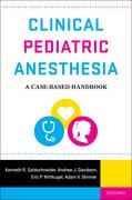 Cover for Clinical Pediatric Anesthesia