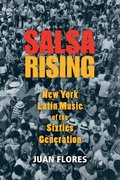 Cover for Salsa Rising